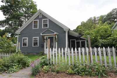 Single Family Home For Sale: 133 School Street