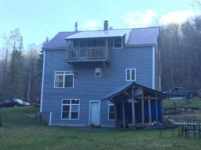Topsham Single Family Home Active Under Contract: 297 Willey Hill Road