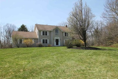 Goffstown Single Family Home Active Under Contract: 236 Kennedy Hill Road