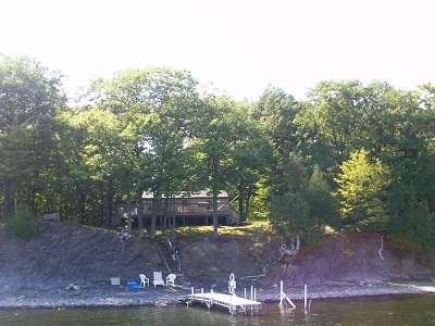 North Hero Single Family Home For Sale: 2553 Butler Island East Island