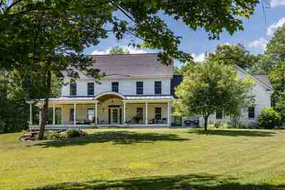 Norwich Single Family Home For Sale: 55 Stage Coach Road