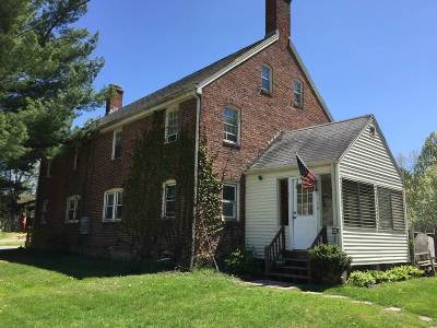 Newmarket Multi Family Home Active Under Contract: 11-13 Cedar Street