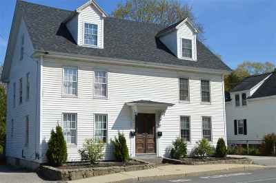 Newmarket Multi Family Home For Sale: 57 Exeter Road