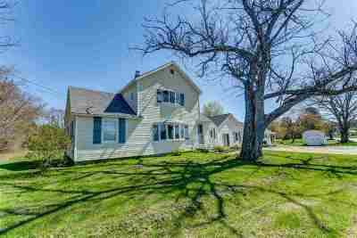 Alexandria Single Family Home Active Under Contract: 408 Fowler River Road