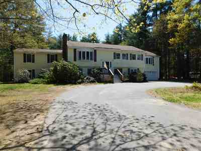 Windham Single Family Home Active Under Contract: 12 Tokanel Road