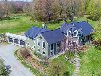 Waterbury Single Family Home Active Under Contract: 127 West Barnes Hill Road