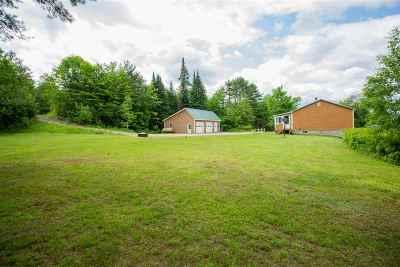 Lisbon Single Family Home For Sale: 330 Mount Eustis Road