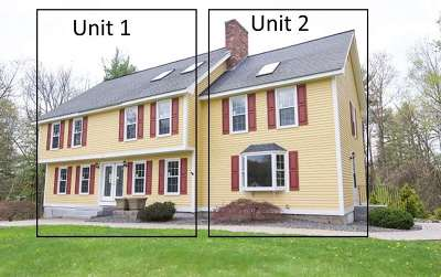 Londonderry Multi Family Home For Sale: 17 Crosby Lane