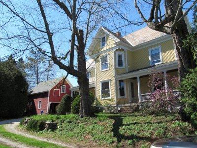 Rutland, Rutland City Single Family Home For Sale: 173 Grove Street