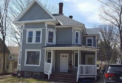 Tilton Single Family Home For Sale: 16 Prospect Street