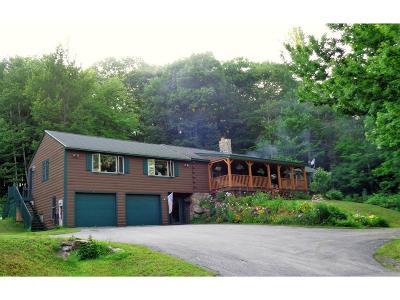 Bridgewater Single Family Home For Sale: 385 John Smith Hill Road