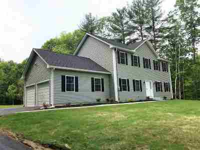 Derry Single Family Home For Sale: 16 Stark Road