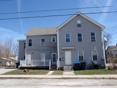 Rutland, Rutland City Multi Family Home For Sale: 110 Granger