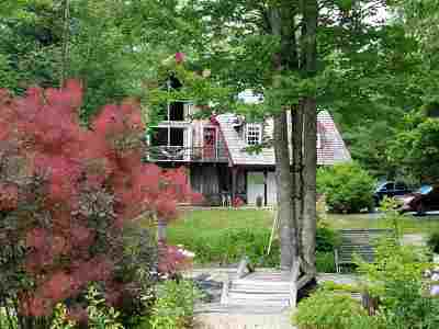 Franconia Single Family Home For Sale: 722 Wells Road
