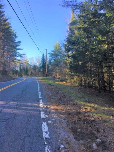 Haverhill NH Residential Lots & Land For Sale: $34,900