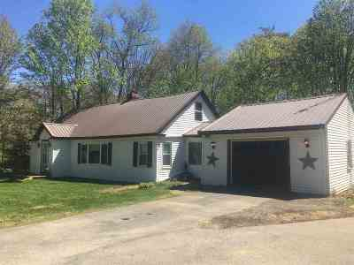 Belmont Single Family Home For Sale: 45 Mile Hill Road