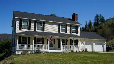 Littleton NH Single Family Home Active Under Contract: $285,000