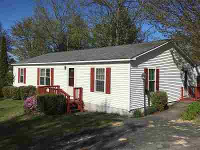 Laconia Mobile/Manufactured For Sale: 101 Logan Drive #101
