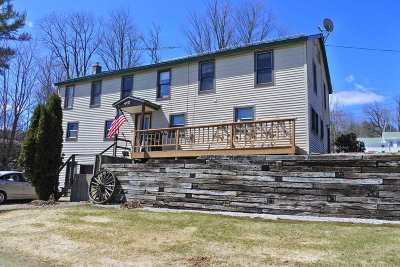 Wallingford Multi Family Home For Sale: 6098 Route 140 Highway