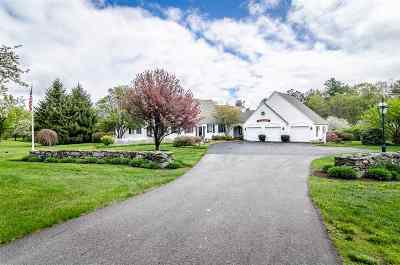 Hampton Falls Single Family Home For Sale: 167 Exeter Road