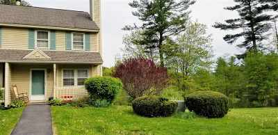 Londonderry Condo/Townhouse Active Under Contract: 316 Winding Pond Road