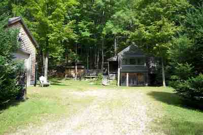 Grafton Single Family Home For Sale: 174 Turnpike Road