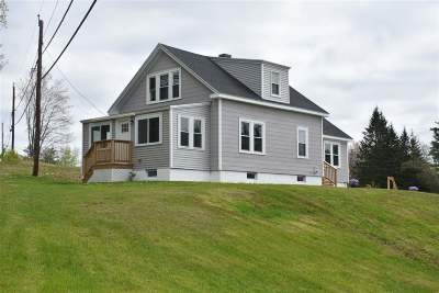 Concord Single Family Home For Sale: 371 Loudon Road