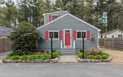 Salem Single Family Home Active Under Contract: 20 Millville Terrace