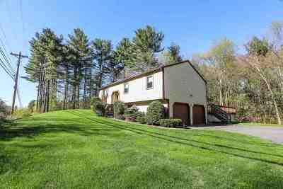 Derry Single Family Home For Sale: 185.5 Rte. 28 Bypass