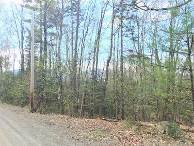 Franconia Residential Lots & Land For Sale: Lot 1 Forest Road