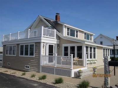 Single Family Home For Sale: 887 Ocean Boulevard