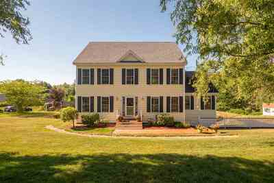 Rochester Single Family Home For Sale: 16 Continental Boulevard
