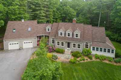York Single Family Home For Sale: 65 Fall Mill Road Extension