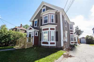 Derry Multi Family Home For Sale: 3 Birch Street