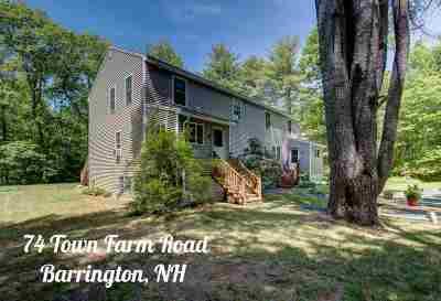 Barrington Multi Family Home For Sale: 74 Town Farm Road