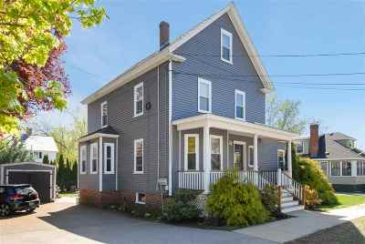 Multi Family Home Active Under Contract: 328 Aldrich Road