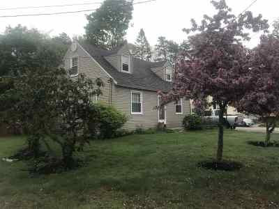 Concord Single Family Home Active Under Contract: 34 E Side Drive