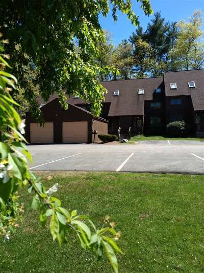 Nashua Condo/Townhouse For Sale: 10 Redwood Circle