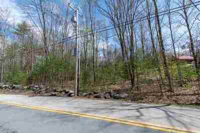 Goffstown Residential Lots & Land For Sale: 182 Gorham Pond Road