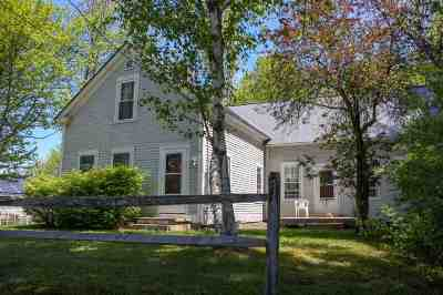 Hanover Single Family Home For Sale: 64 Lebanon Street