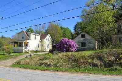 Gilford NH Single Family Home For Sale: $150,000