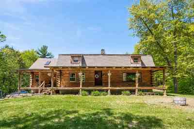 New Boston Single Family Home For Sale: 366 Clark Hill Road