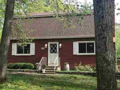 Derry Single Family Home For Sale: 178 Fordway Extension
