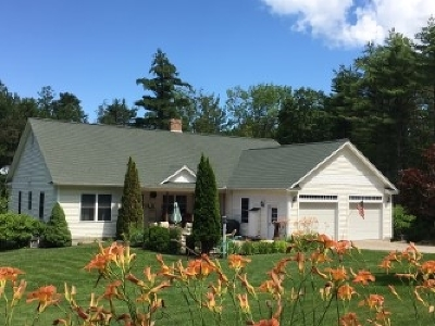 Gilford NH Single Family Home For Sale: $449,000