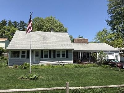 Nashua Single Family Home For Sale: 5 Dover Street