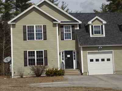 New Boston Single Family Home For Sale: 14 Kettle Lane #A