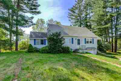 Hudson Single Family Home Active Under Contract: 38 Winnhaven Drive
