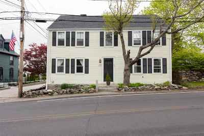 Single Family Home For Sale: 42 Main Street