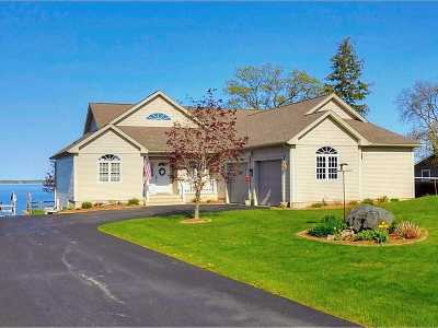 Swanton Single Family Home Active Under Contract: 272 Maquam Shore Road