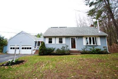 Somersworth Single Family Home For Sale: 89 Buffumsville Road